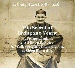 256 Year Old Man Li Ching Yuen Diet And Lifestyle Secrets Health Holistic Health Remedies Health Remedies