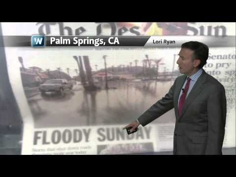 Wild West Weather: Fires, Floods, and Dust Storms