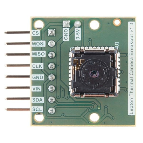 Learn all about the *FLiR dev kit* with this hook up guide https: