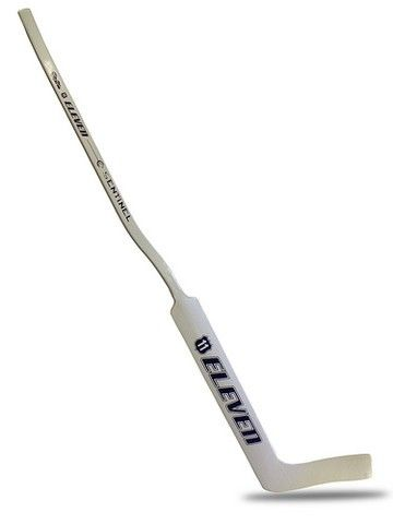 Eleven Sentinel Curtis Curve Wood Goalie Stick Is Classic Throwback