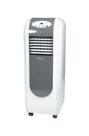Soleus Air 8,000 BTU Portable Evaporative AC U0026 Dehumidifier KY 100E5 By  Soleus. $444.62