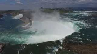 3:08  Niagara Falls from Above - DJI Phantom 3