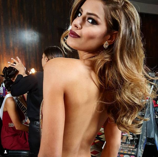 Ariadna Gutierrez -Miss Colombia 2014-2015