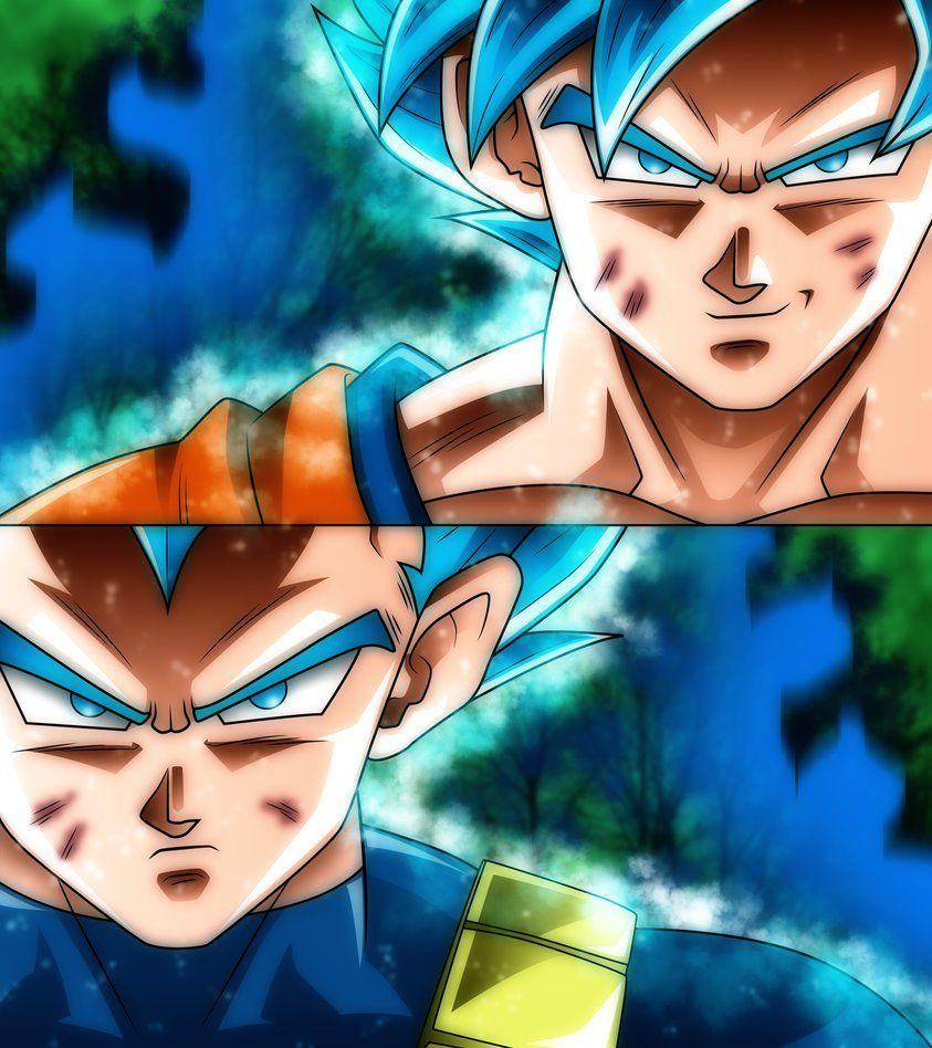 Goku vegeta v2 by rmehedi on deviantart random - Dbz goku vegeta ...