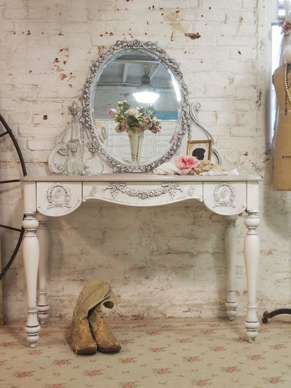 Painted Cottage Chic Shabby