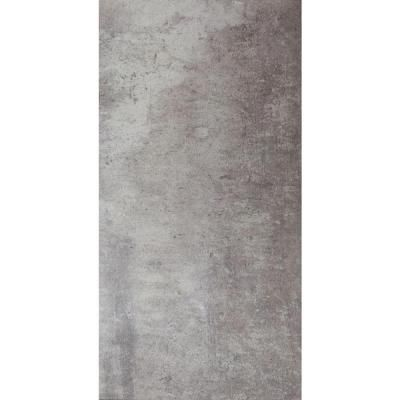TrafficMASTER Industrial Stone 12 in. x 24 in. Peel and Stick Vinyl ...