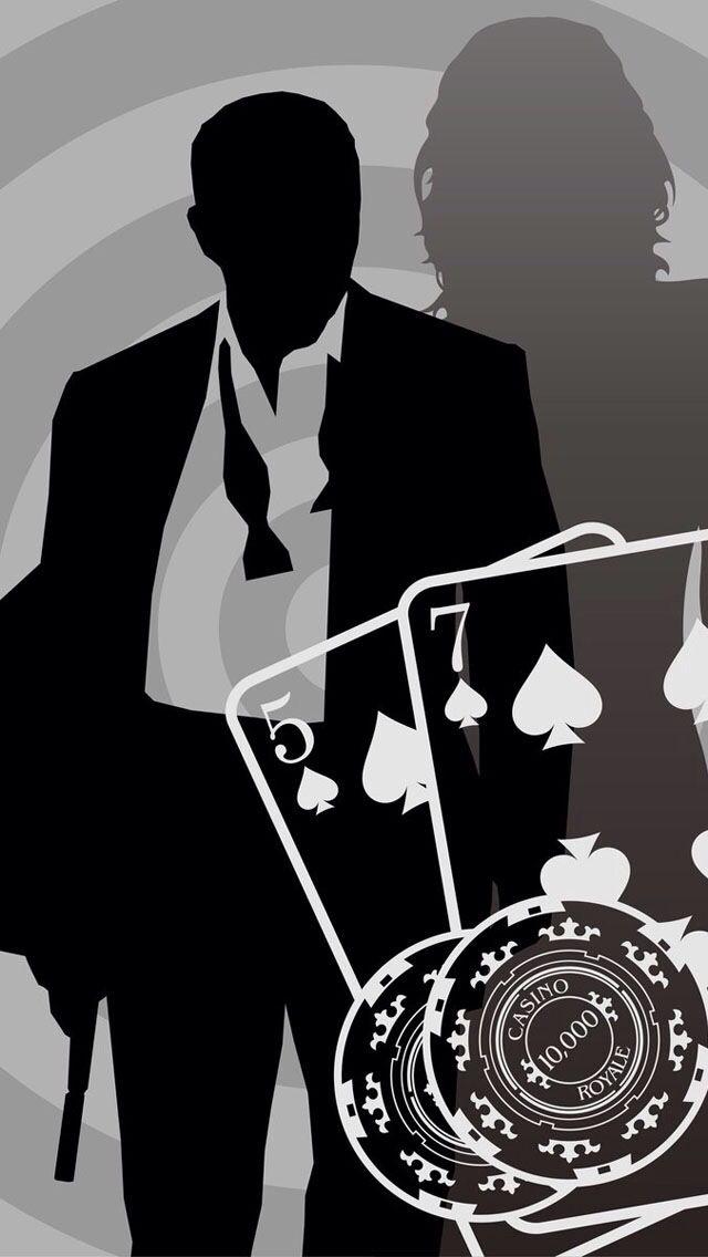 James Bond Iphone Wallpaper Cassino Royale Cartazes De Filmes Posteres De Filmes