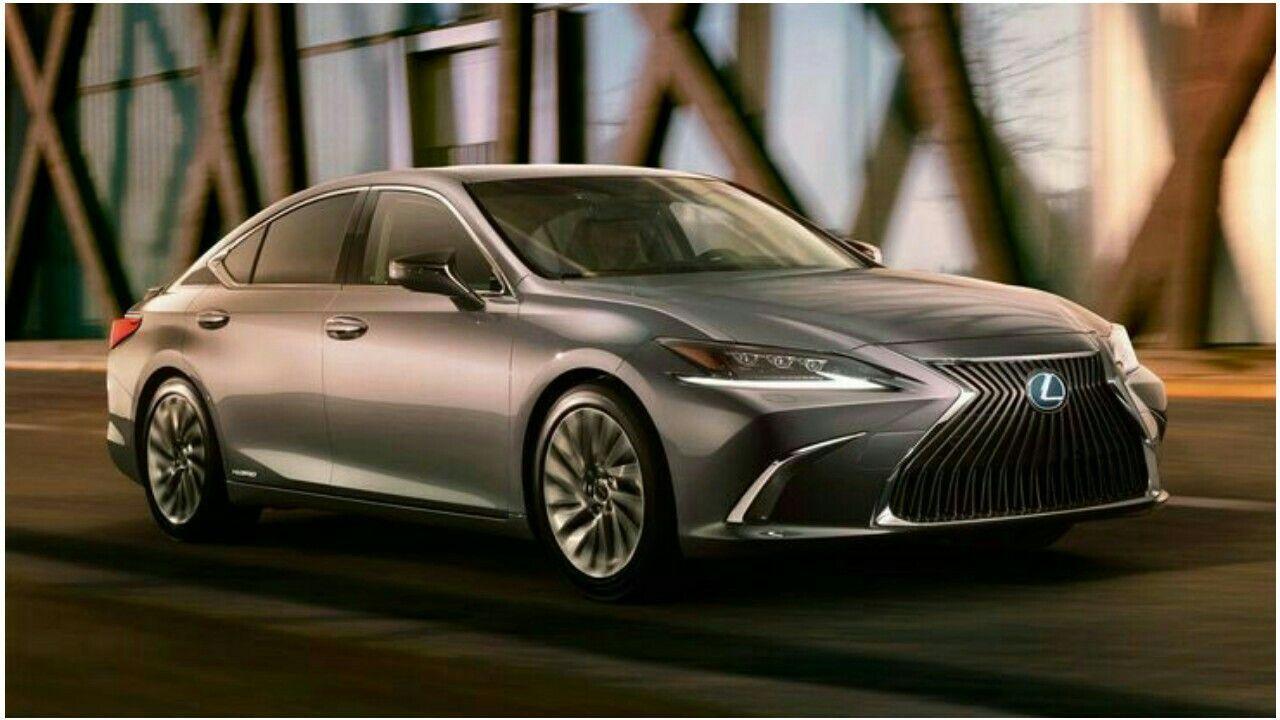 2020 Lexus Es Hybrid Exterior In 2020 Lexus Es Lexus Luxury Sedan