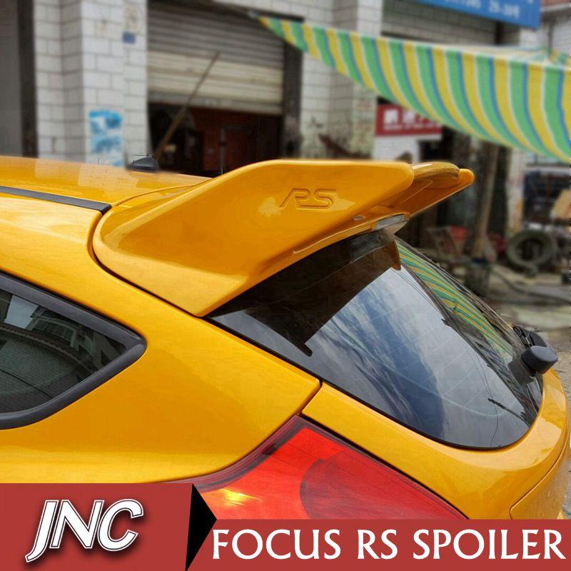 Rear Trunk Lid Car Spoiler Fit For Ford Focus Hatchback Rs Spoiler