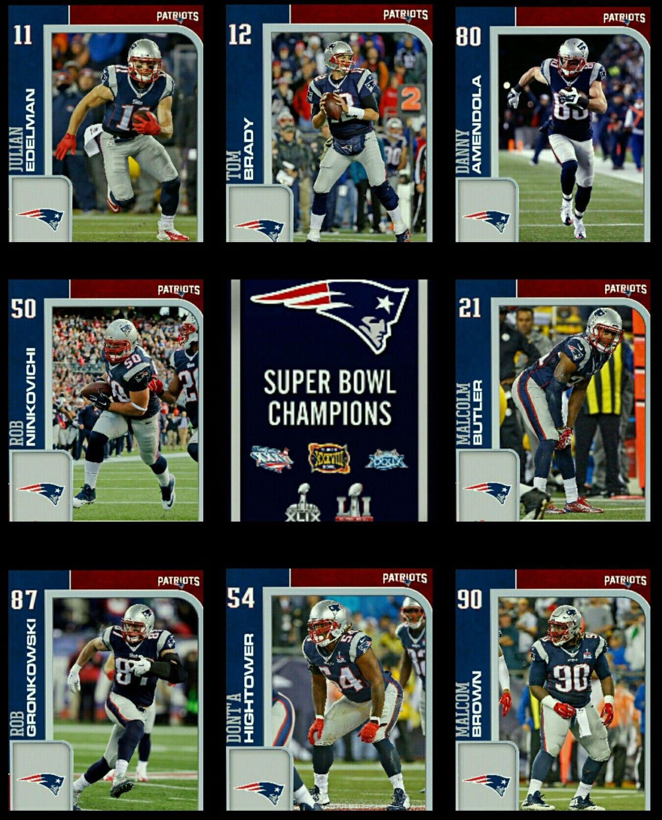 Pin By Christian Jensen On Patriots New England Patriots Football Cards Patriots