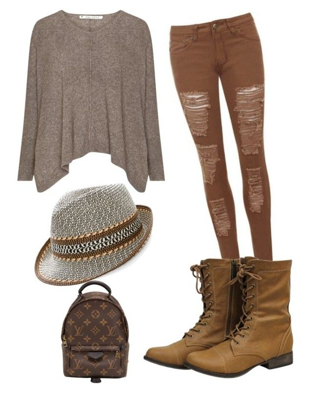 """""""Untitled #11"""" by trisnjae on Polyvore featuring Chico's and Louis Vuitton"""