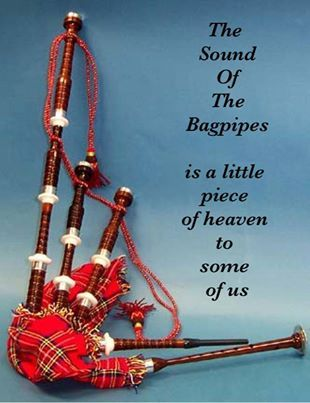 Can't listen to pipes without tearing up...
