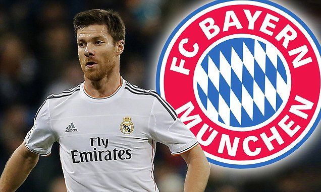 Real Madrid Midfielder Xabi Alonso Completes Move To Bayern Munich