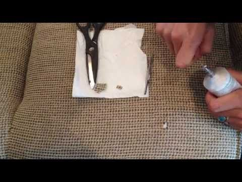 Geeks Of Cars How To Fix Cigarette Burns In Car Upholstery