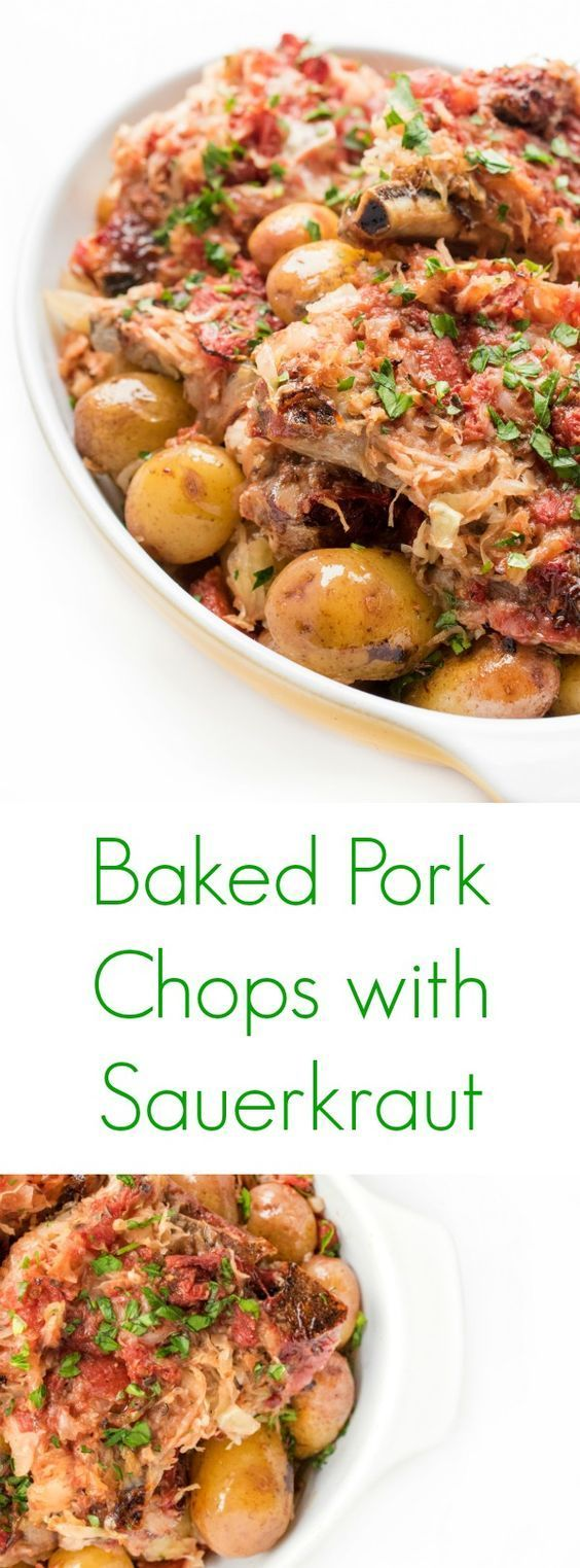 Healthy recipes lifestyle tips sheet pan sauerkraut and pork chop healthy recipes lifestyle tips forumfinder Gallery