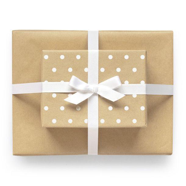Reversible Wrapping Paper Kraft