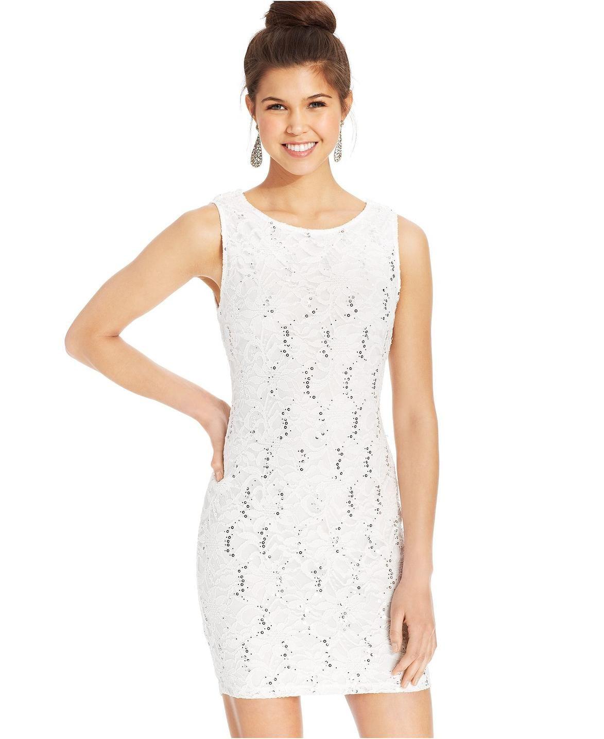 Black lace long sleeve dresses for juniors