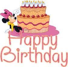Buon Compleanno Con Minnie Auguri Per Ricorrenze Pinterest