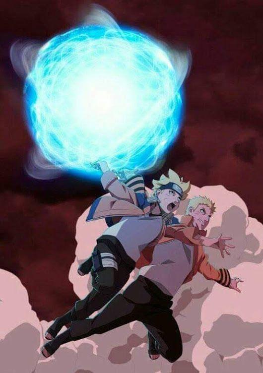 Odama Rasengan Naruto Uzumaki Hokage Naruto Shippuden Anime Naruto Sasuke Sakura