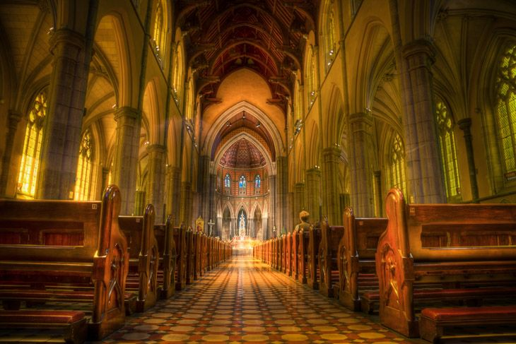 St Patrick's Cathedral - Melbourne - Tourism Media ...