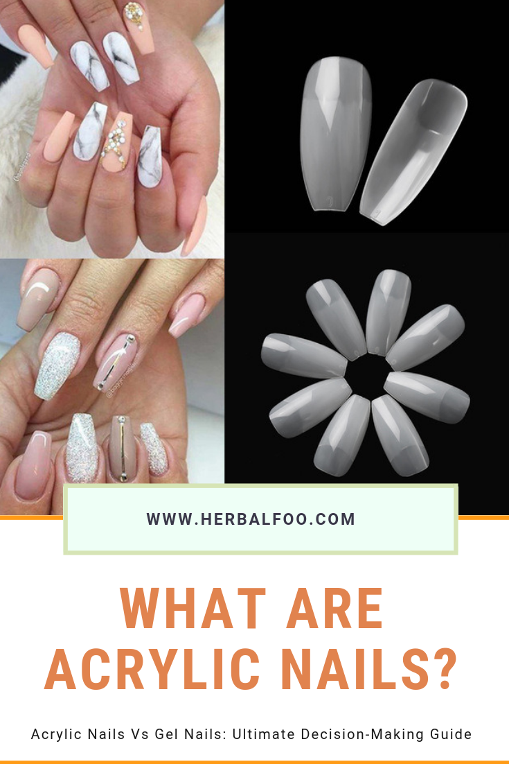 Acrylic Nails Vs Gel Nails Ultimate Decision Making Guide Gel Nails Nails What Are Acrylic Nails