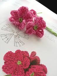 Resultado De Imagem Para Bloemen Haken Patronen Gratis Florzinha