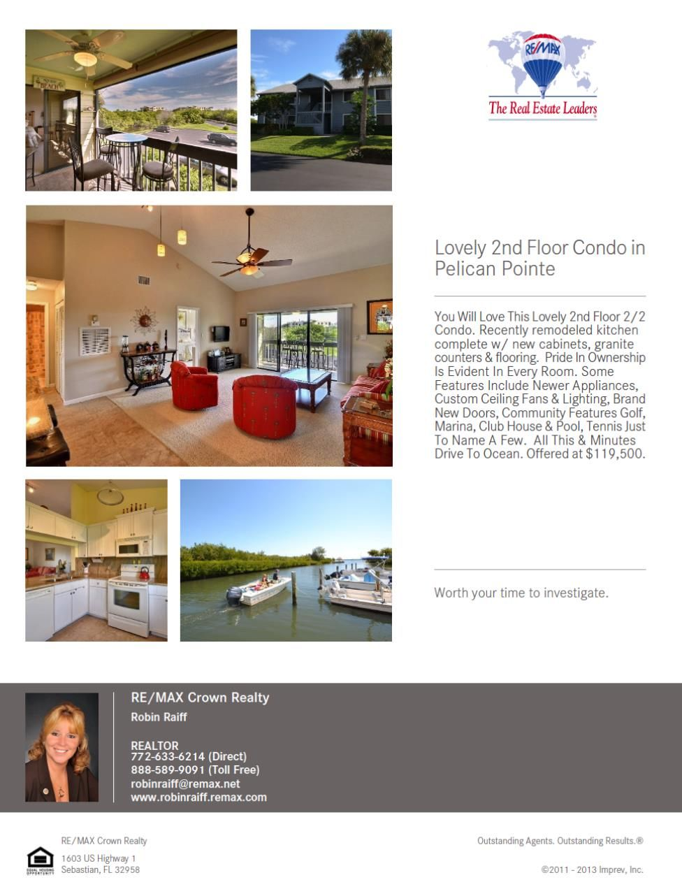 Beautiful Condo In Pelican Pointe Call Robin Today To See 772