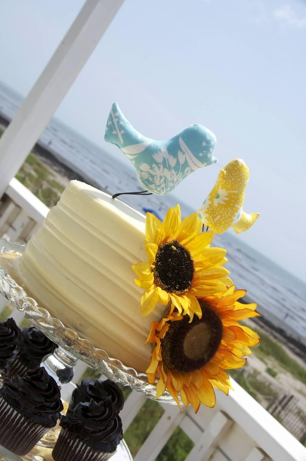 wedding cake top. so fun. love birds.