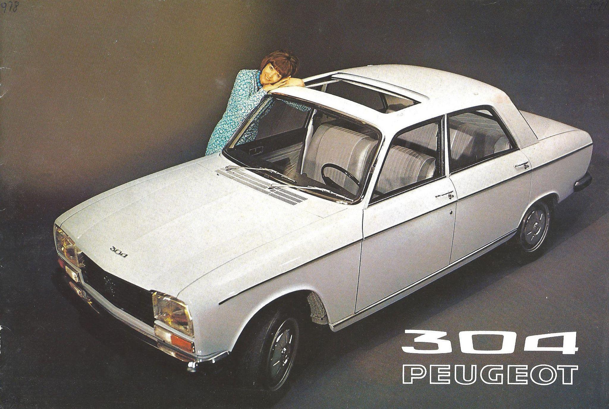 1971 Peugeot 304 Peugeot, Peugeot france, Car advertising