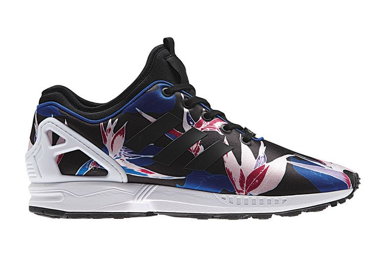 on sale b7cae 056a7 authentic adidas originals zx flux neoprene graphic pack a27e7 aaf76