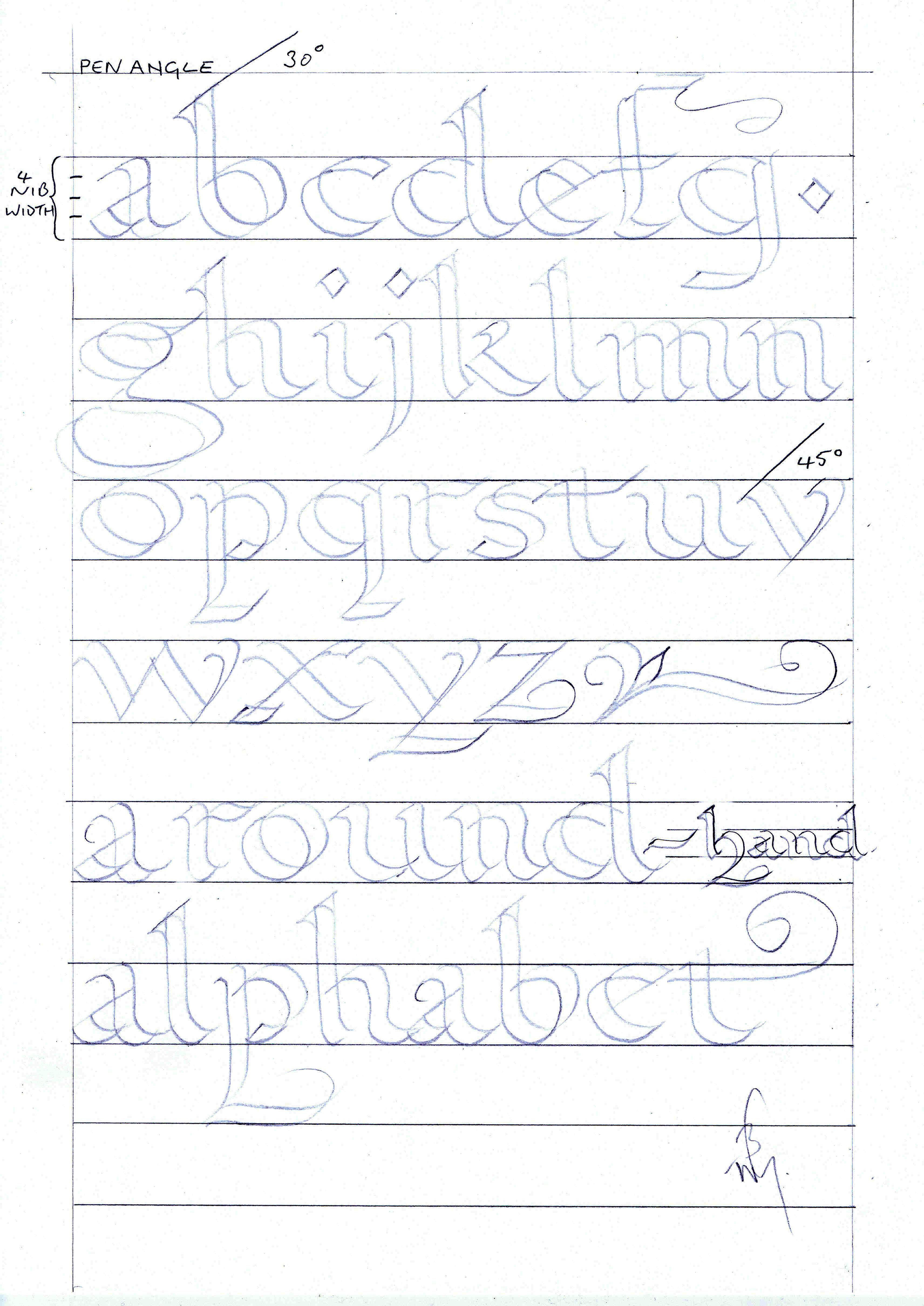 Teaching Children Calligraphy Some Ideas