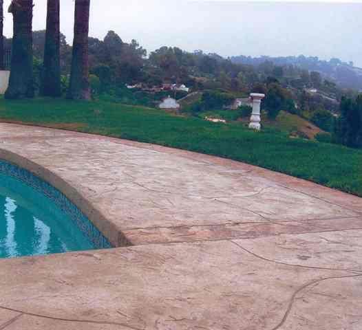 Elegant Pool Decks | Sundek | Complete Concrete Repair U0026 Decorative Concrete  Systems. Dekorativer BetonPool TerrasseSchwimmbeckenDeckingBronze