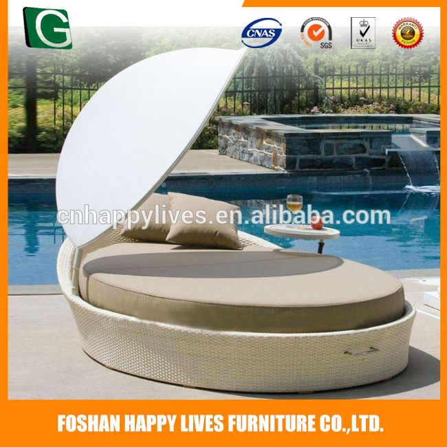 Muebles de dormitorio modular seccional sofá-cama redonda hl-2100 de ...