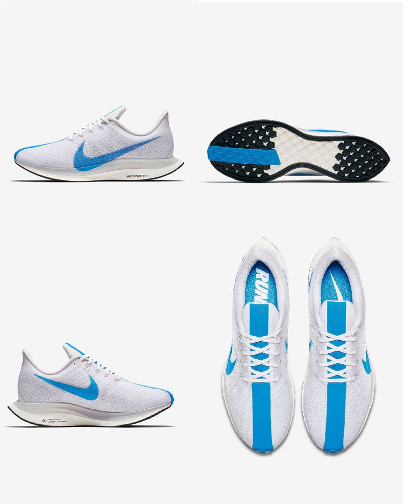 new style 96cd3 5defe Nike Zoom Pegasus Turbo - Sai Light Bone Blue Void Blue Hero - AJ4114-140   fashion  clothing  shoes  accessories  mensshoes  athleticshoes (ebay link)