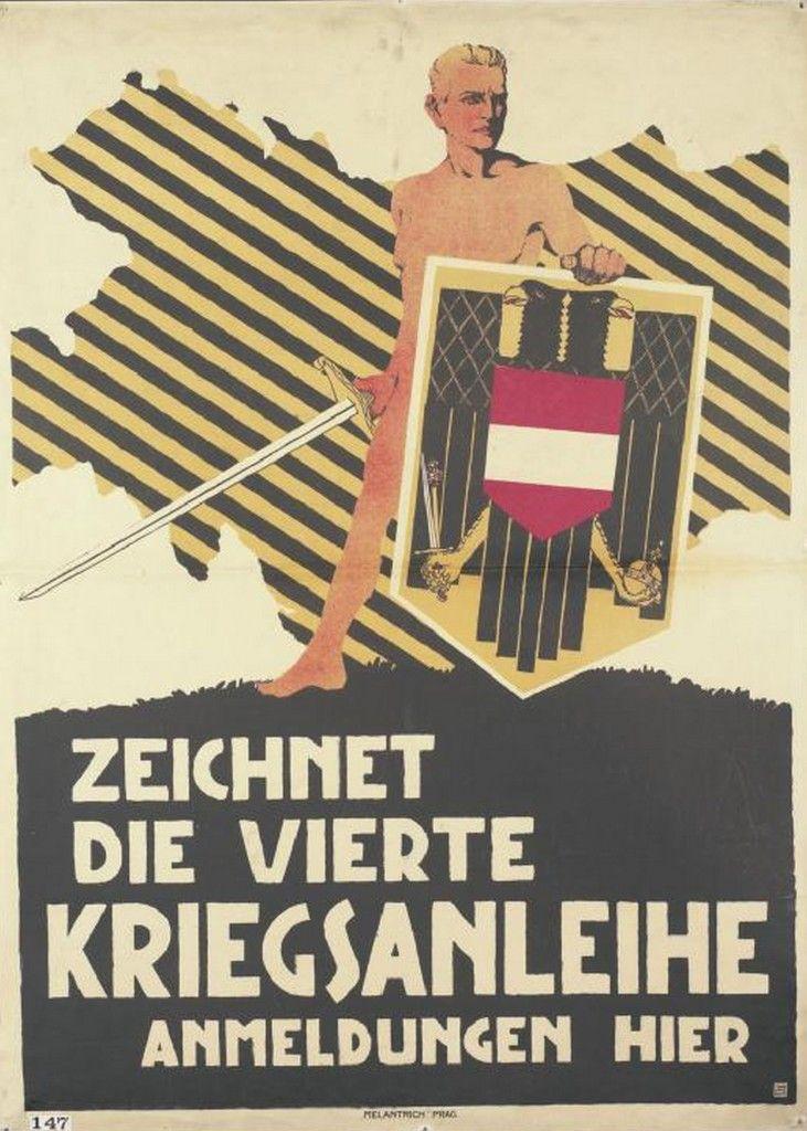 Zeichnet Die Vierte Kriegsanleihe Wwii Posters Illustrations