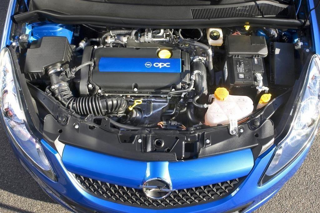 Opel Corsa Opc Corceles Alcorcón Motores