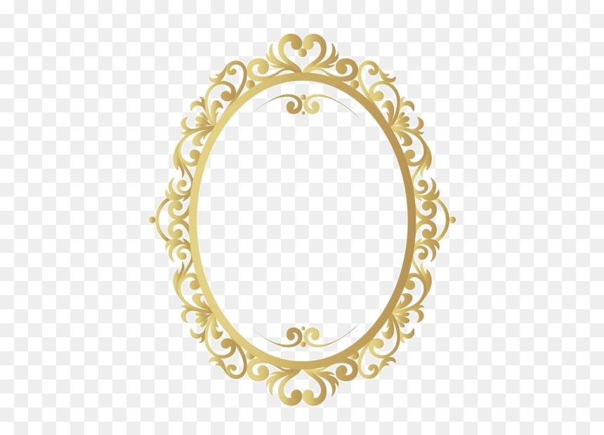 Golden Vintage Frame Png Image Vector Gold Frame Png Transparent Png Is Pure And Creative Png Image Up Gold Circle Frames Gold Picture Frames Vintage Frames