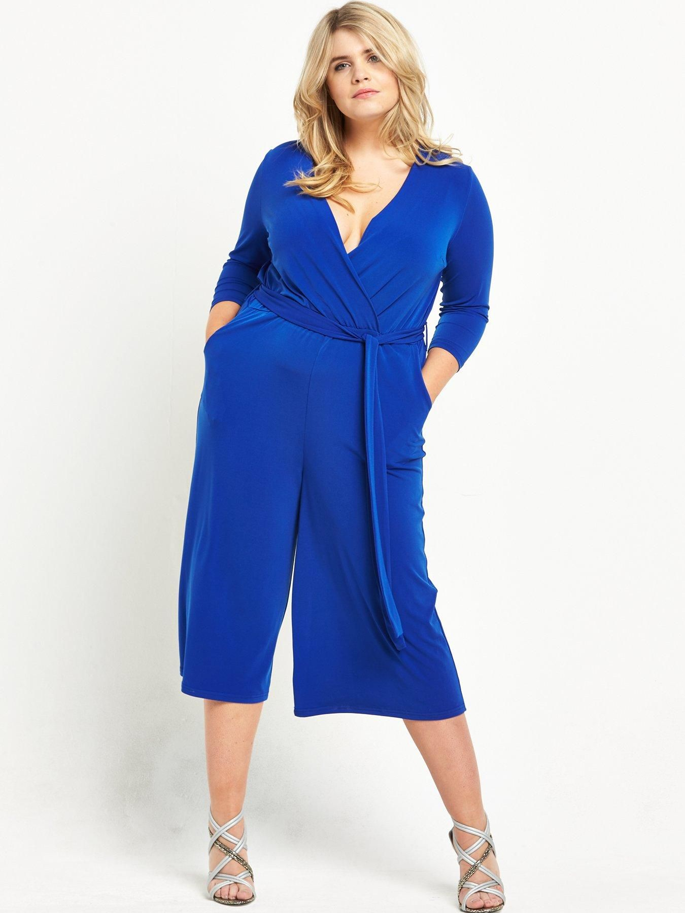 9df884812e20 Wrap Culotte Jumpsuit The culotte jumpsuit is everywhere right now and we