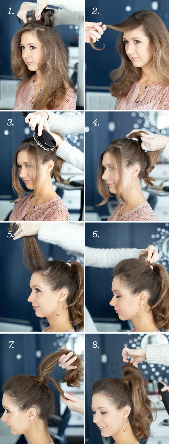 The 11 Best Trendy Ponytail Hairstyles | The Eleven Best