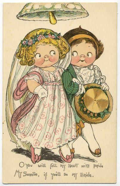 Image detail for -Post Card Campbell Soup Kids Grace Payton Tuck | eBay