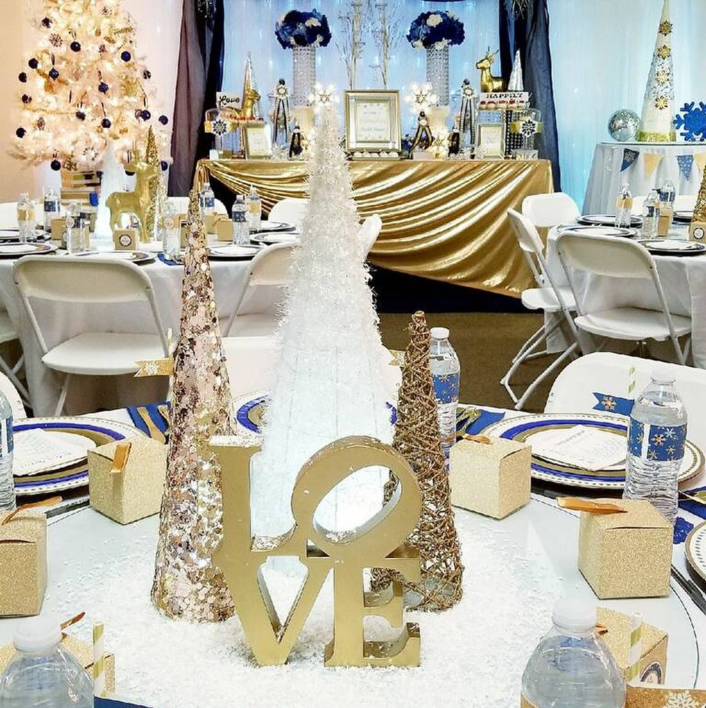 party event planners confettiicouture on instagram snow in love winter wonderland bridal shower winterwonderland snowinlove bridalshower