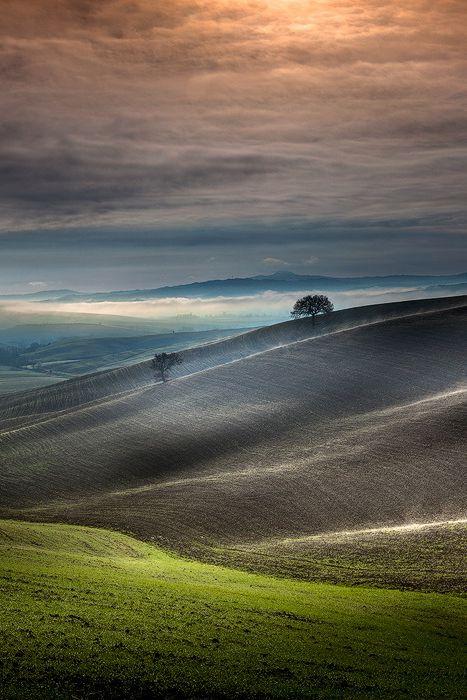 My Magical Tuscany by Alberto Di Donato