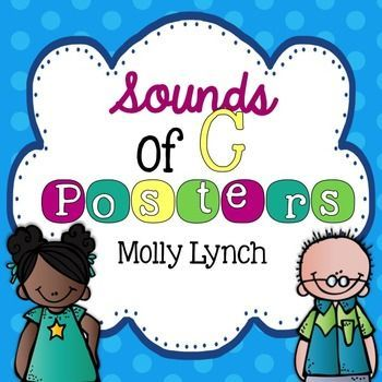 Sounds of C Posters {FREEBIE}