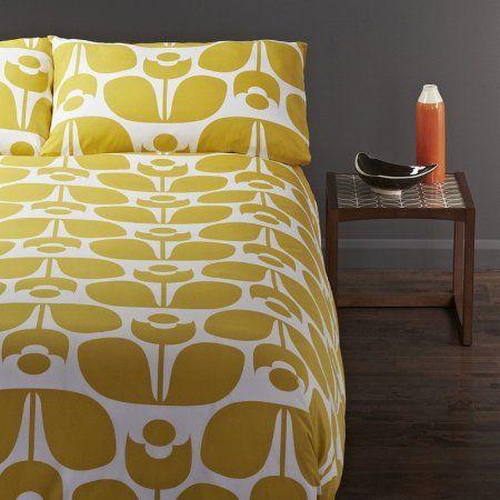 Orla Kiely Duvet Swoon Flower Duvet Cover Duvet Covers Bedroom Decor