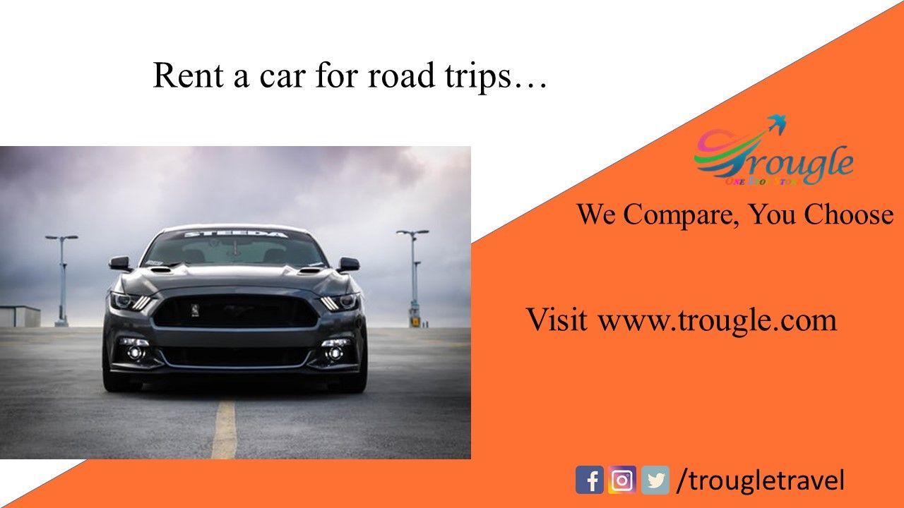 Rental Car Road trip, Travel, Car hire
