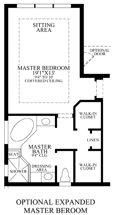 These Master Bathroom Are Some Of The Most Beautiful Ones We Have Spotted On Pinterest Get Som Master Bedroom Plans Master Bedroom Layout Bathroom Floor Plans