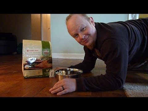 Trader Joe's Dog Food...For People Instructional Video and Food Review