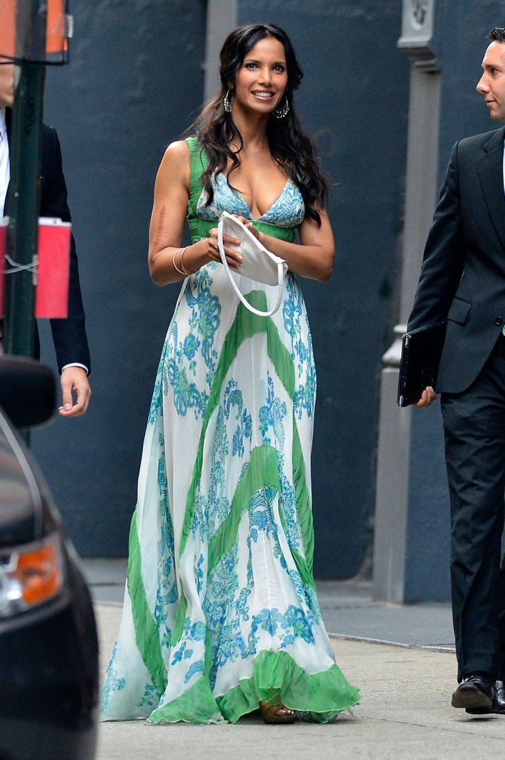 Can You Spot All the Famous Wedding Guests? | Padma lakshmi, Floral ...