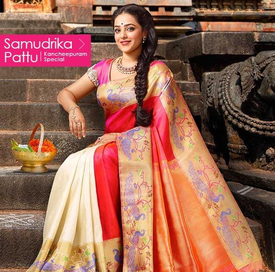 Pothys Proudly Presents The Best Destination For Silk Saree Online Shopping Absolute Fashions Including Dresses Women Men And Kids Lehenga