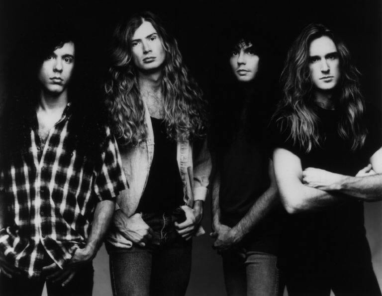 Peppermint ice cream help | Megadeth, Metallica and Dave ...